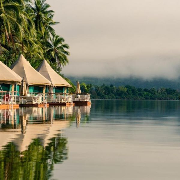 CAMBODIA & VIETNAM KOH ANDET ISLAND