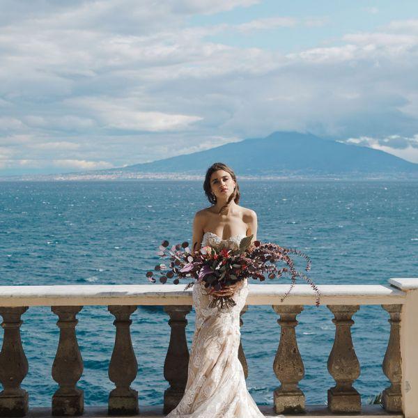 AMALFI COAST WEDDING VILLA ASTOR