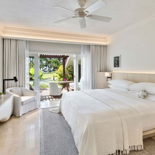 LUX* LE MORNE RESORT SUPERIOR ROOM