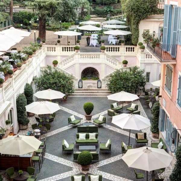 LA DOLCE VITA - ROME HOTEL DE RUSSIE