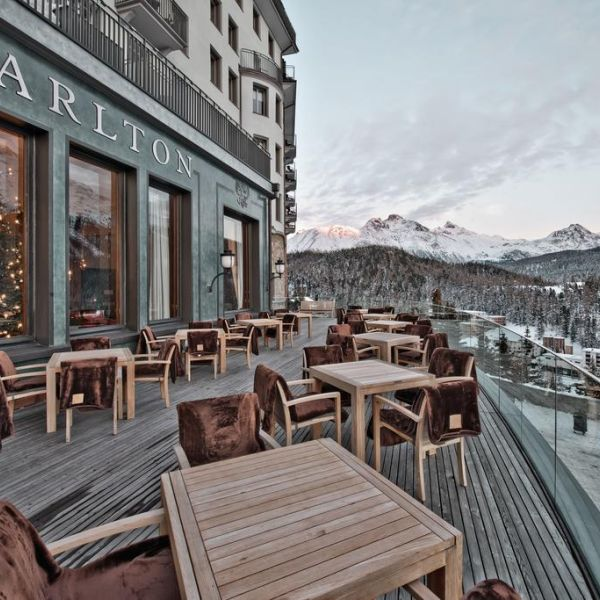 ALPS, LAKES AND FRENCH RIVIERA ST MORITZ