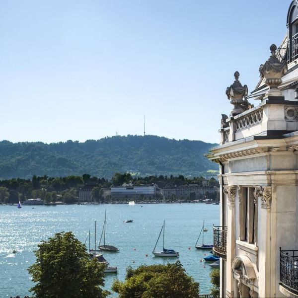 ALPS, LAKES AND FRENCH RIVIERA ZURICH