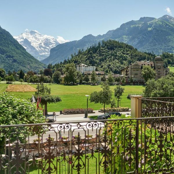 ALPS, LAKES AND FRENCH RIVIERA INTERLAKEN
