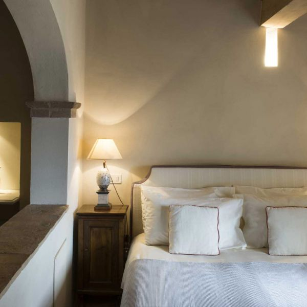 A TUSCAN POSTCARD DELUXE ROOM